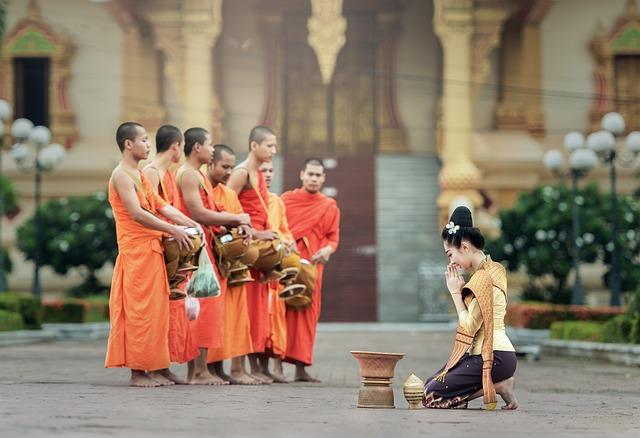 asijský obřad