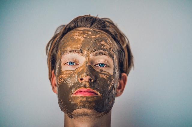 bahenní maska