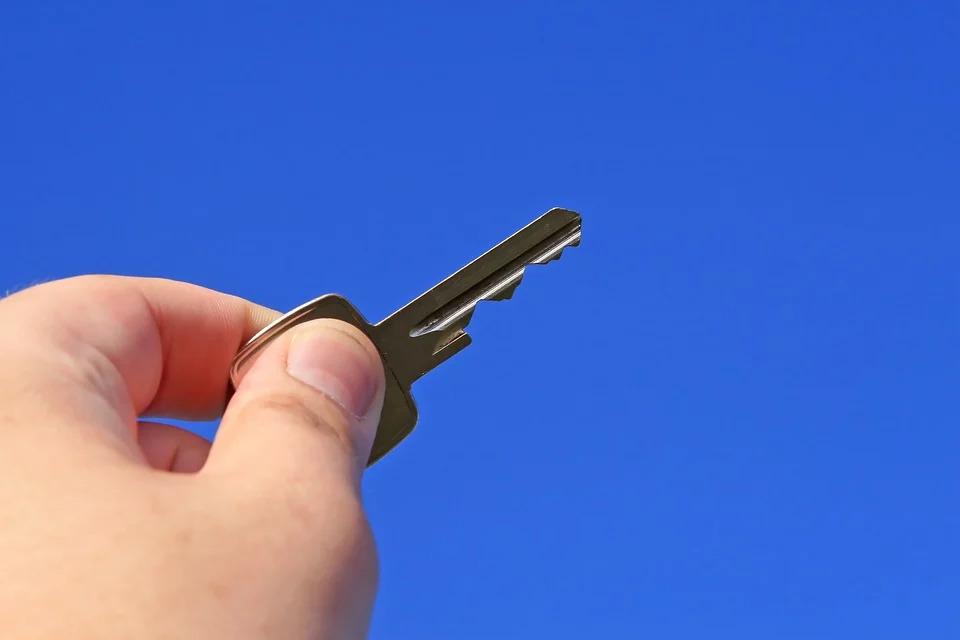 klíč od zapalování